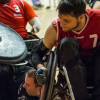 Rugby fauteuil : qualification pour Rio